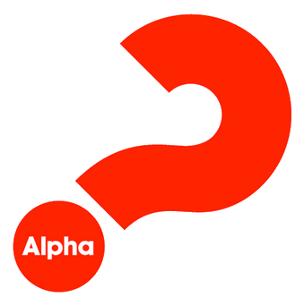 courses alpha logo