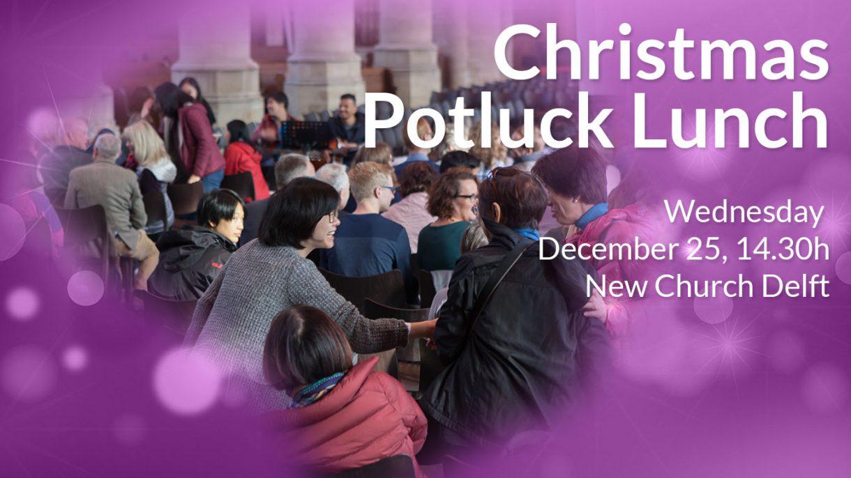 ICF Christmas 2019 - Banner - Potluck