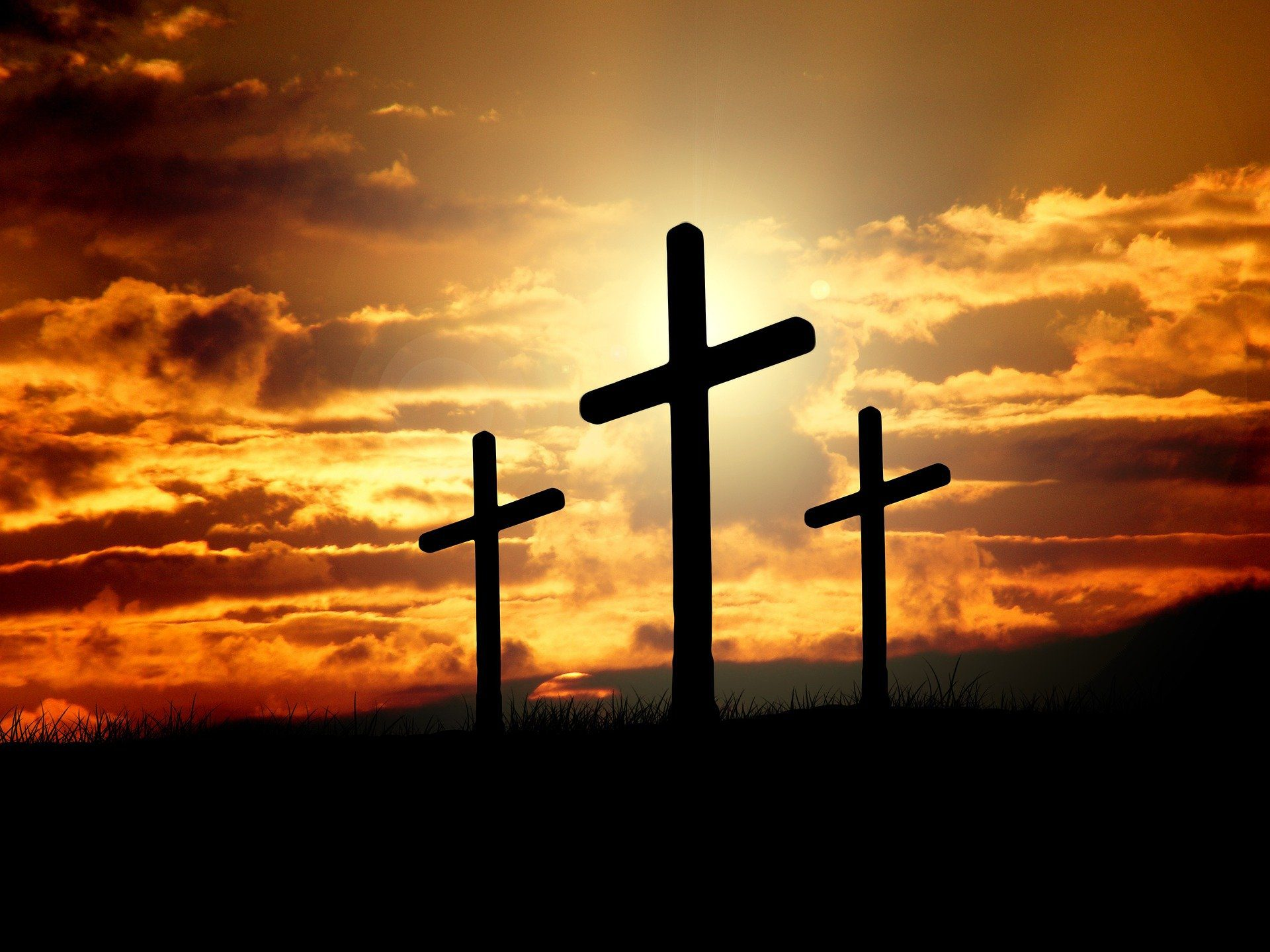 Good Friday and Easter